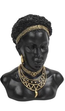 Femeia africana.)